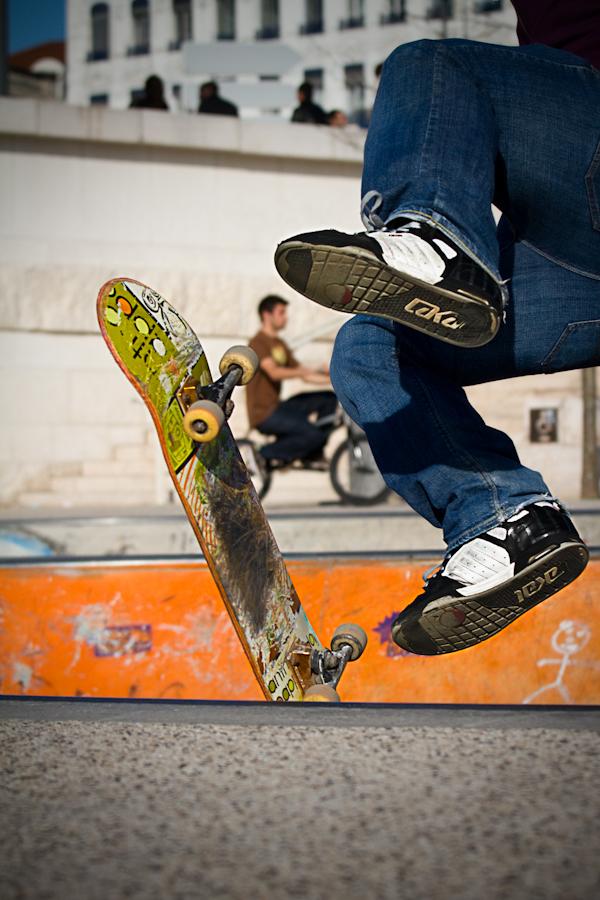 Week 2 :: Skate Jump !