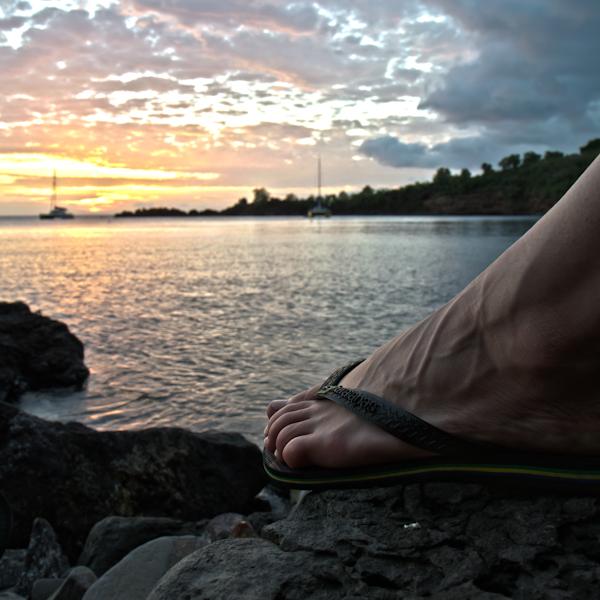 Week 18 :: Sunset Tatane !
