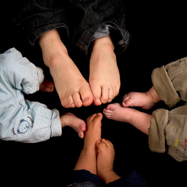 """Week 32 :: """"Se mélanger les pieds"""""""