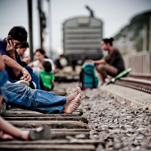 "Week 39 : ""Gare"" à tes pieds..."