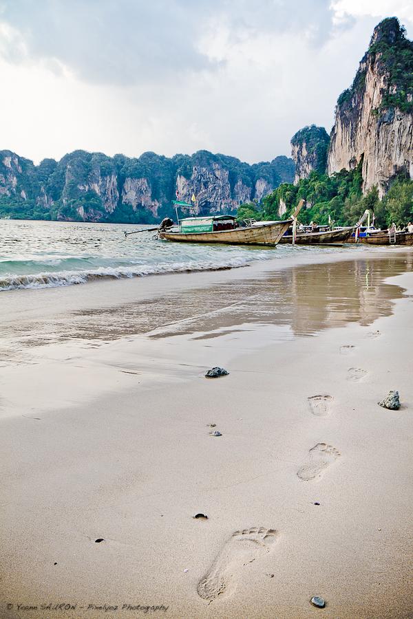 Week 49 :: Les pieds dans le sable ...