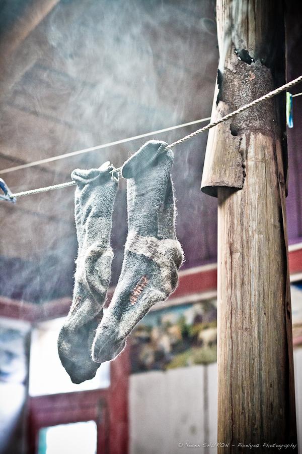 """Week 51 :: """"En pieds de chaussettes"""""""